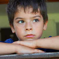 Grieving child @ Auckland Therapy